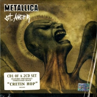 St Anger (Argentina 2CD Set) CD1 - Metallica