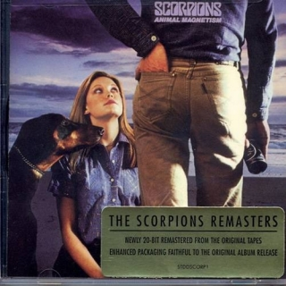 Animal Magnetism (1997 USA) - Scorpions