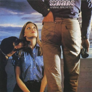 Animal Magnetism (1988 UK) - Scorpions