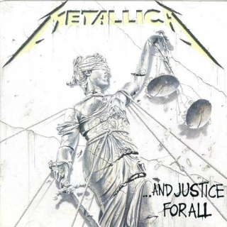 And Justice For All - USA Elektra - Metallica