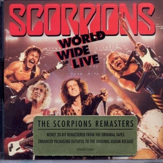 World Wide Live (1997 USA) - Scorpions