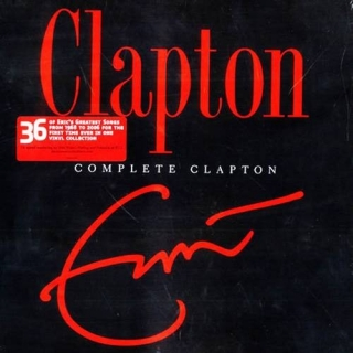 Complete Clapton CD2 - Eric Clapton