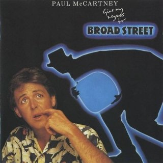 Give My Regards To Broad Street (CDP) - Paul McCartney