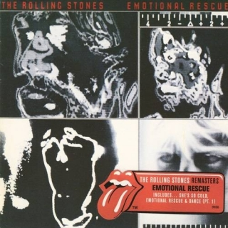 Emotional Rescue (Univer) - Rolling Stones