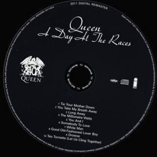 A Day At The Races CD1 - Queen