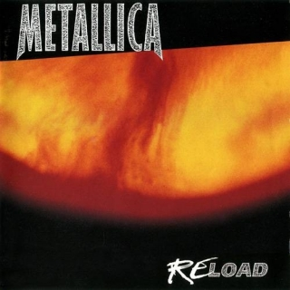 Reload - UK Vertigo - Metallica