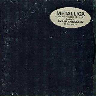 Metallica - Canada Elektra - Metallica