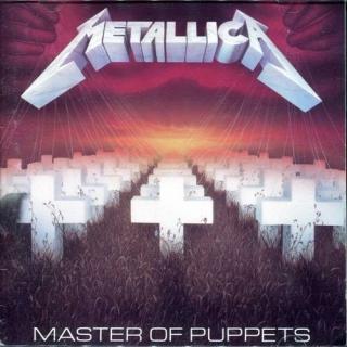 Master Of Puppets - USA Longbox - Metallica