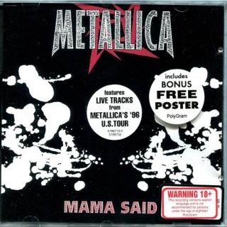 Mama Said - Australia Vertigo - Metallica