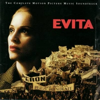 Evita - Music From The Motion Picture - Madonna