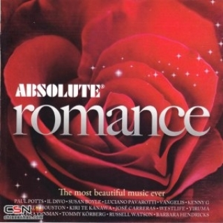 Absolute Romance CD1 - Various Artists