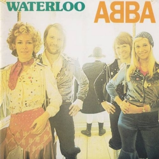 Waterloo (Polydor K.K Japan) - ABBA
