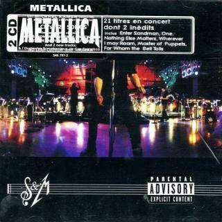 S&M CD1 - France Vertigo - Metallica