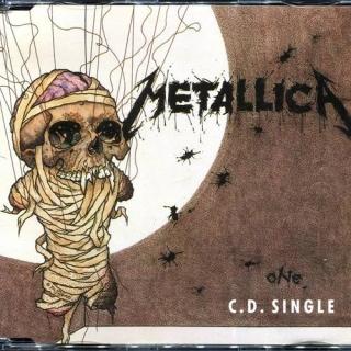 One - UK Vertigo - Metallica