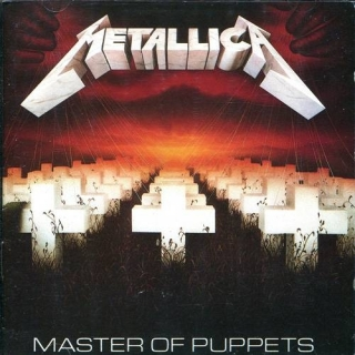 Master Of Puppets - France CD MFN 60 - Metallica