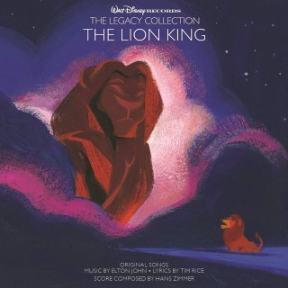 Walt Disney Records the Legacy Collection: The Lion King (CD1) - Various Artists