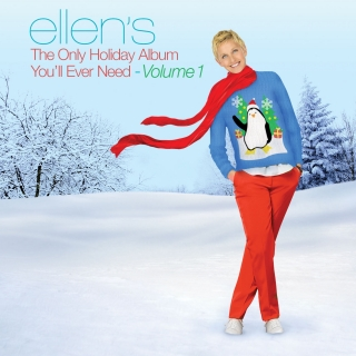 Ellen's The Only Holiday Album You'll Ever Need (Vol.1) - Various Artists