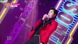 Something (Music Core - Year End Special 2014) - TVXQ