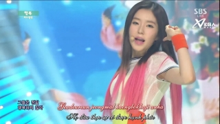 Happiness (Inkigayo 24.08.14) (Vietsub)  - Red Velvet