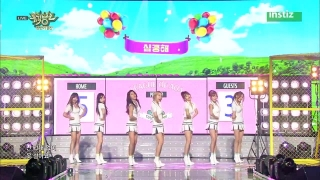 Heart Attack (Music Bank 26.06.15) - AOA