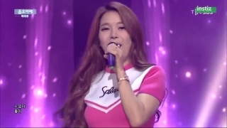 Um Oh Ah Yeh (Inkigayo 19.07.15) - Mamamoo