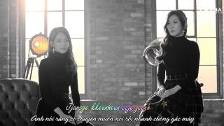 The Letter (Lips Version) (Vietsub) - Davichi