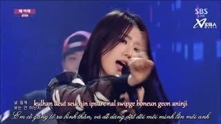 Why (Inkigayo 18.01.15) (Vietsub) - 4TEN