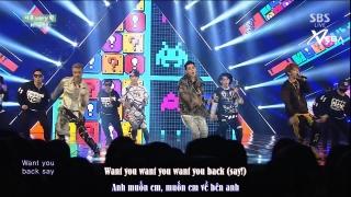 Too Very So Much (Inkigayo 15.02.15) (Vietsub) - My Name