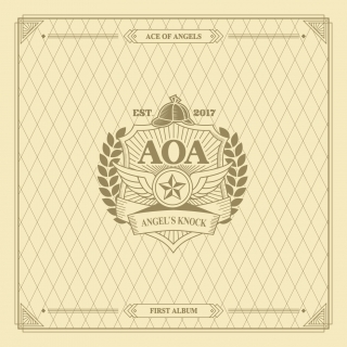 Angel's Knock (1st Album) - AOA