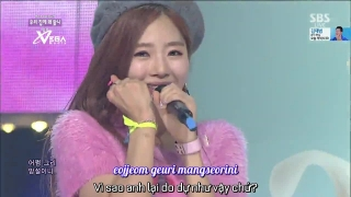 Inkigayo Ep 784 - Part 1 (28.10.14) (Vietsub) - Various Artists