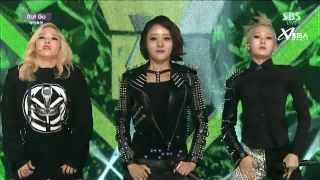Inkigayo Ep 787 - Part 1 (19.10.14) (Vietsub) - Various Artists