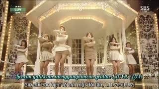 Inkigayo Ep 795 - Part 4 (21.12.14) (Vietsub) - Various Artists