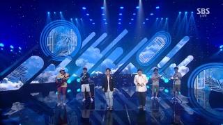 It's Summer (Inkigayo 05.07.15) - 2BiC