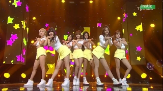 It's Amazing, Right (Inkigayo 19.07.15) - A Pink