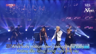 Lies (Inkigayo 21.06.15) (Vietsub) - Seo In Young