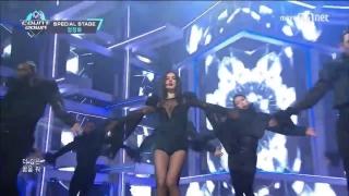 Dreamer (M Countdown 05.01.2017) - Uhm Jung Hwa