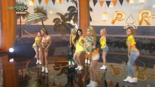 Party (Music Bank 17.07.15) - Girls' Generation