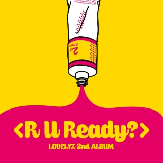 R U Ready? (2nd Album) - Lovelyz
