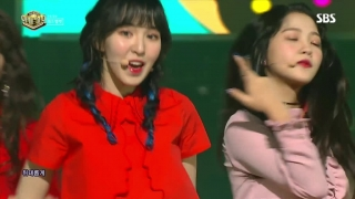 Rookie (Inkigayo  26.02.2017) - Red Velvet