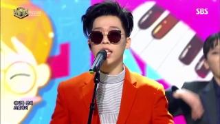 Play Ugly (Inkigayo 26.02.2017) - Akdong Musician