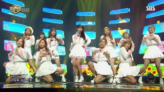 I Wish (Inkigayo 26.02.2017) - WJSN (Cosmic Girls)