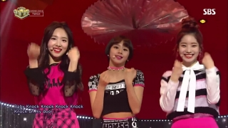 Knock Knock (Inkigayo 26.02.2017) - Twice