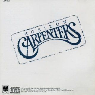 Horizon (Remaster) - Carpenters