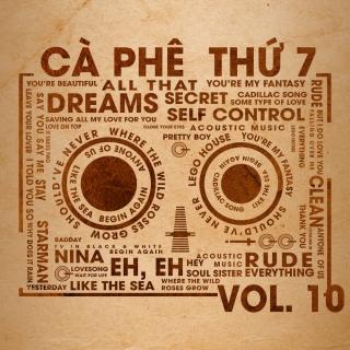 Cà Phê Thứ Bảy (Vol.10) - Various Artists