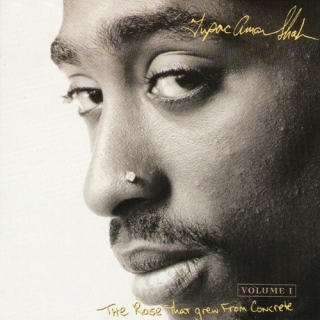 The Rose That Grew From Concrete CD1 - 2Pac