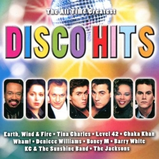 The All Time Greatest Songs (Disco) - Various Artists