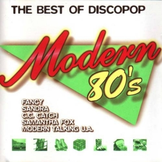 Modern 80's - The Best of Discopop Vol1 CD2 - Various Artists
