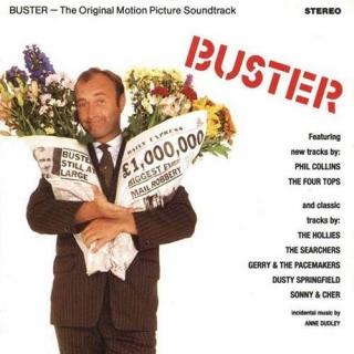 Buster the Original Soundtrack - Phil Collins