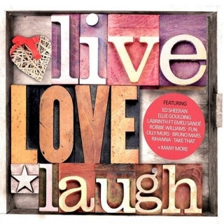 Live, Love, Laugh CD2 - Love - Various Artists
