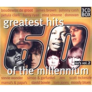 Greatest Hits Of The Millennium 60's Vol 2 CD3 - Various Artists